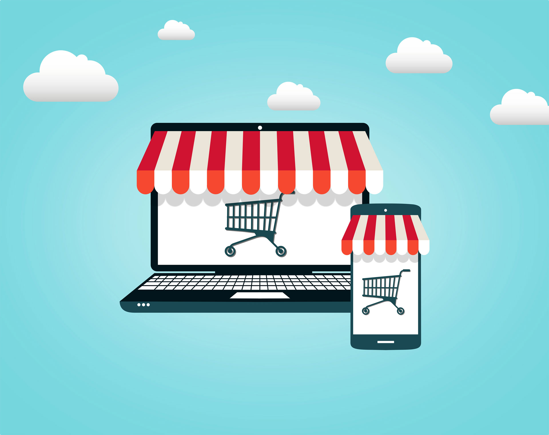 L'avènement du commerce mobile